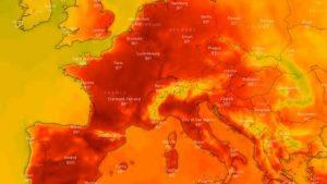 世界各地での異常気象2019