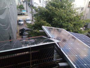 ベランダ太陽光発電