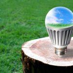 LEDによる節電