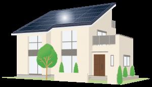初期費用無料の太陽光発電