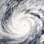地球温暖化で台風が1.2倍に巨大化
